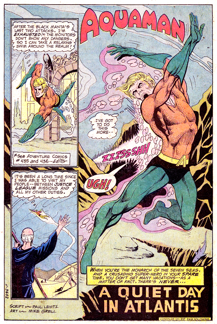 Whatever Will (or Did) Happen To... Rip Hunter, Time Master! From DC Comics Presents #37, by Mike Tiefenbacher, Alex Saviuk, and Vince Colletta.