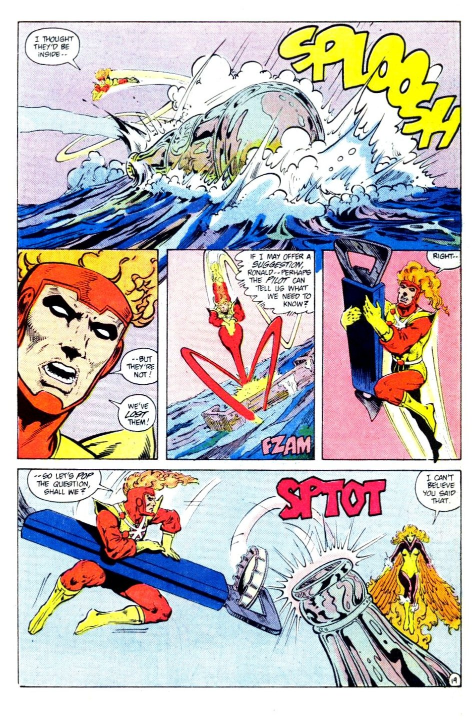 Fury of Firestorm #26