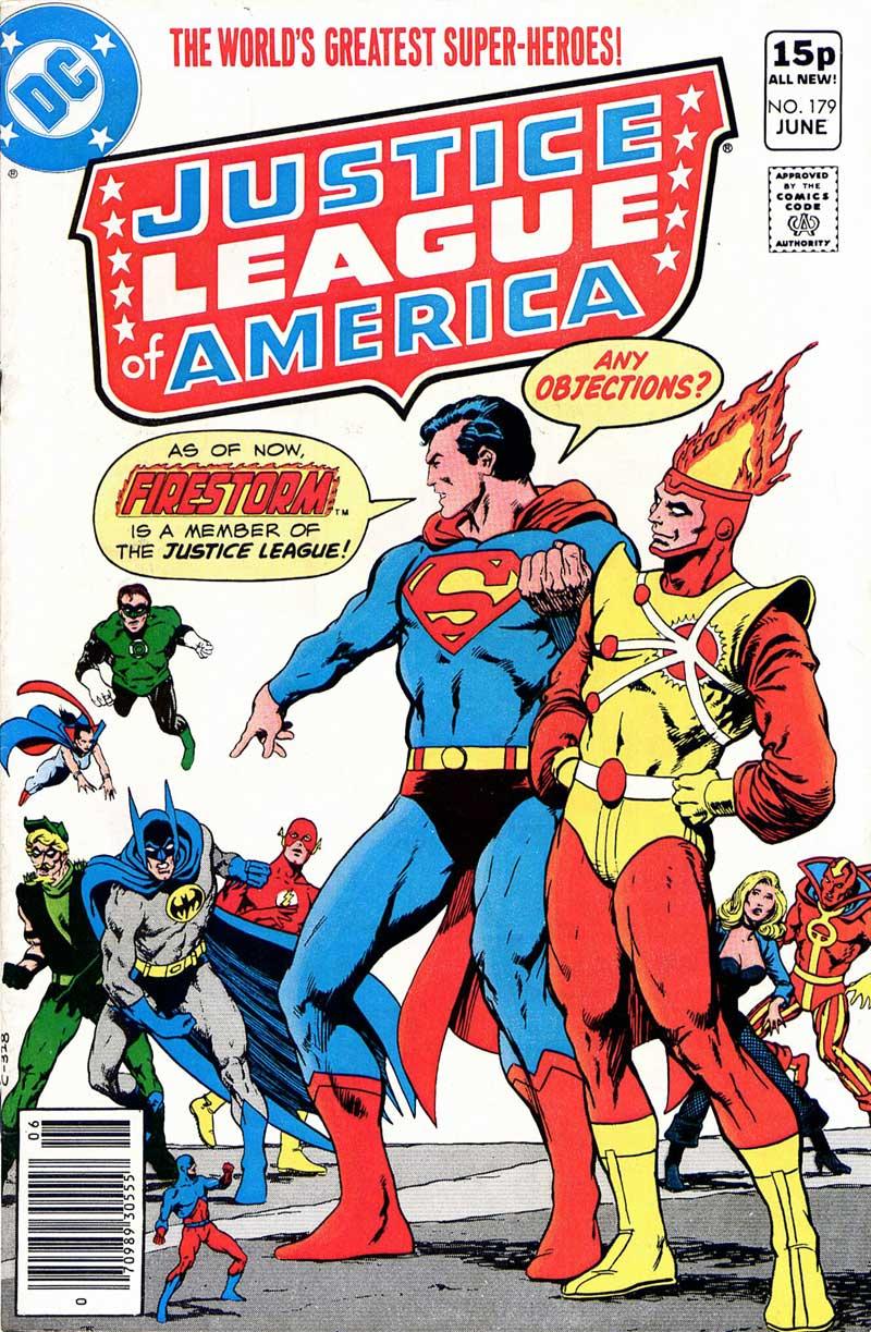 Justice League of America #179