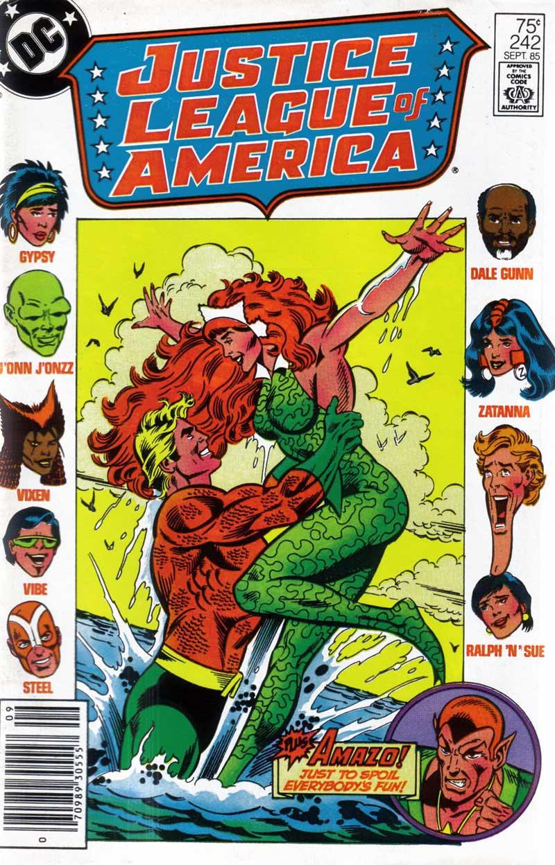 Justice League of America #242