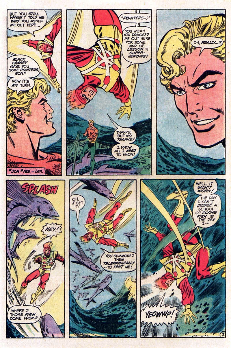 Justice League of America #203 by Gerry Conway, Don Heck and Romeo Tanghal