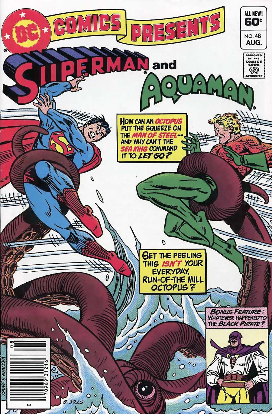 DC Comics Presents #48 by Dan Mishkin, Gary Cohn, Irv Novick, and Frank McLaughlin