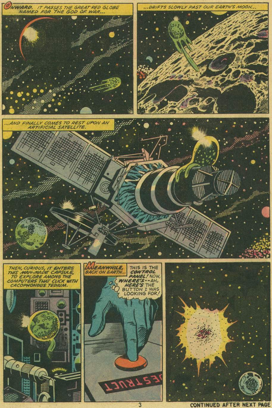 Sub-Mariner #72 (1974)
