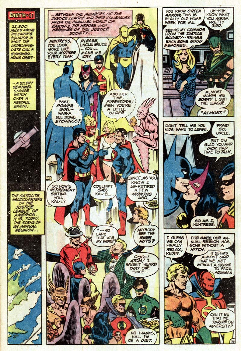 Justice League of America #195 by Gerry Conway, George Perez, and John Beatty
