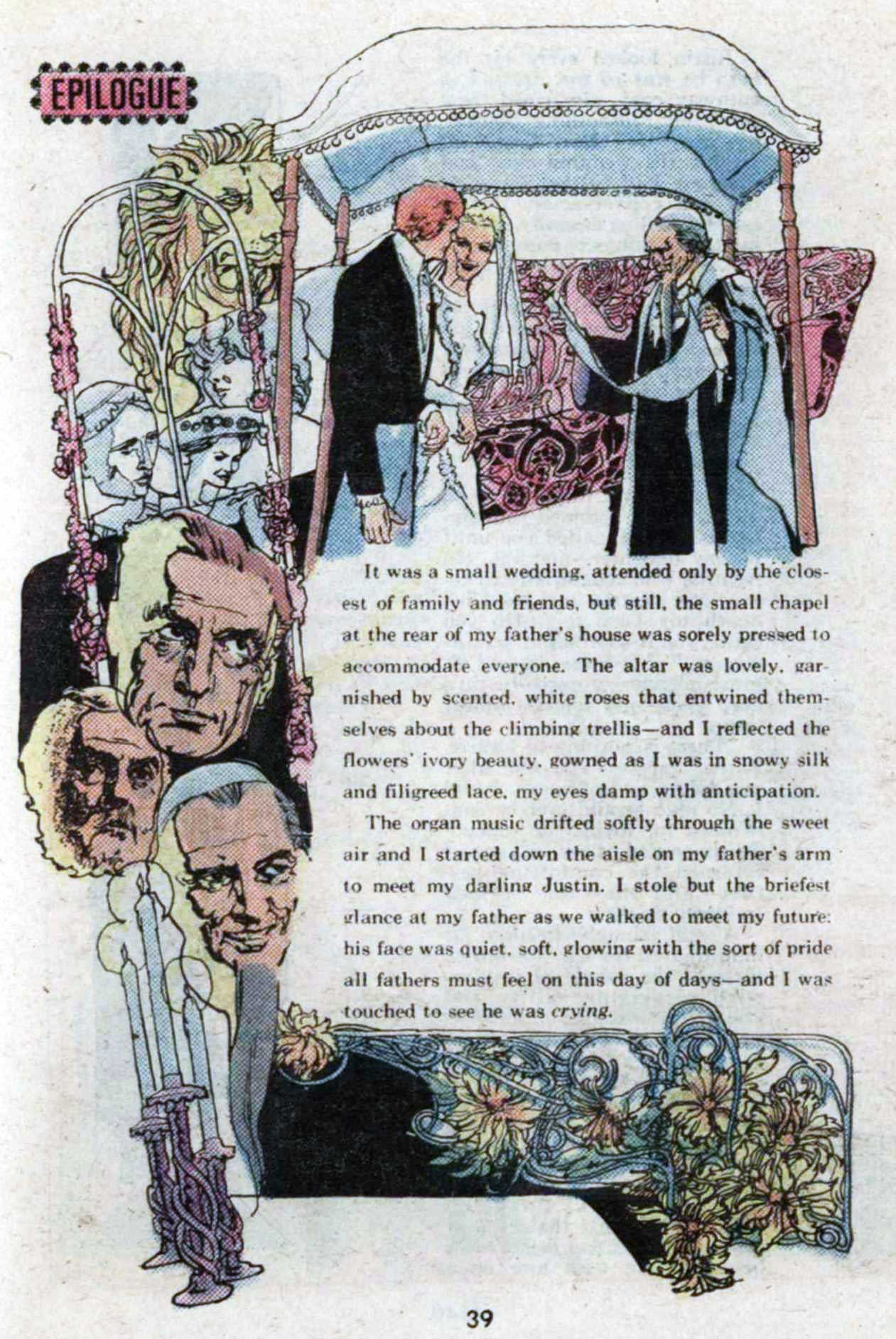 DC Special Blue Ribbon Digest #20: Dark Mansions of Forbidden Love