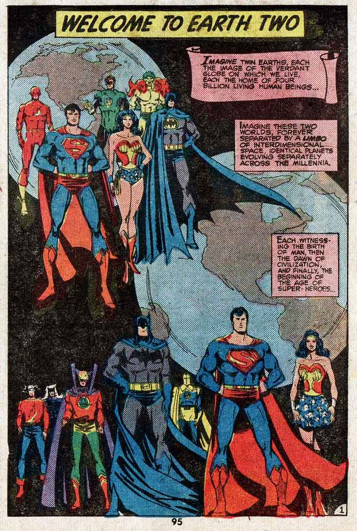 DC SPECIAL BLUE RIBBON DIGEST #3 JUSTICE SOCIETY