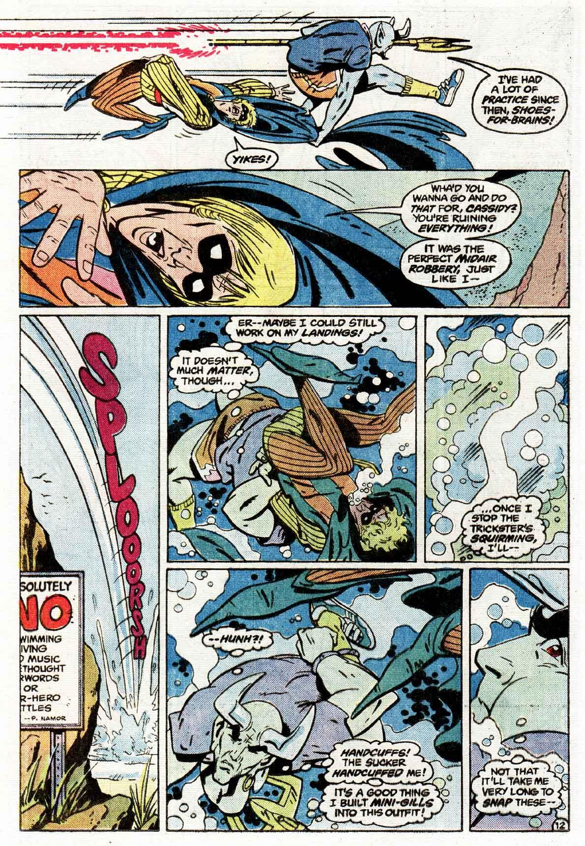 Best of DC Blue Ribbon Digest #71: Year's Best Comics Stories