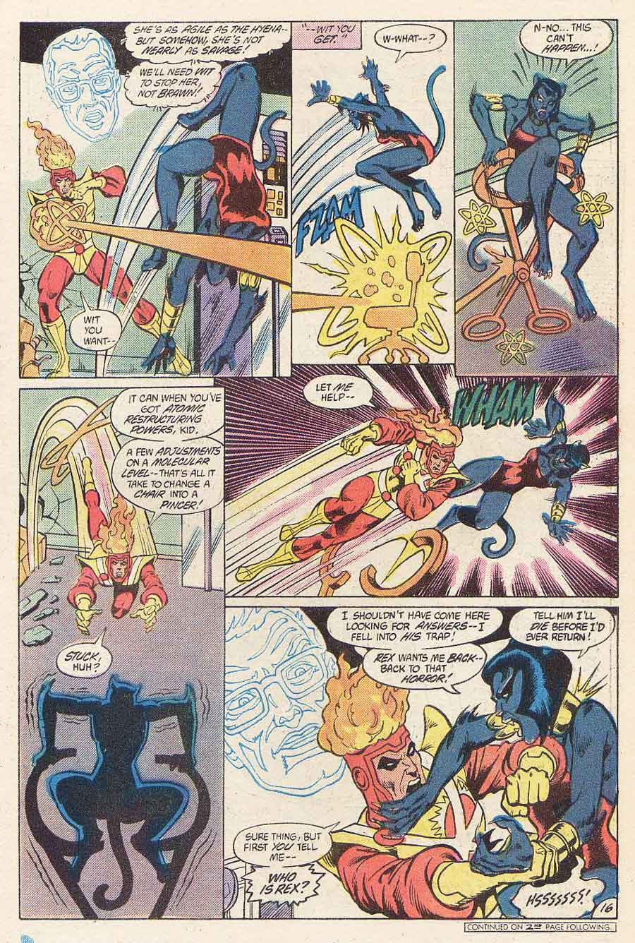 Justice League of America #221 by Gerry Conway, Chuck Patton and Pablo Marcos