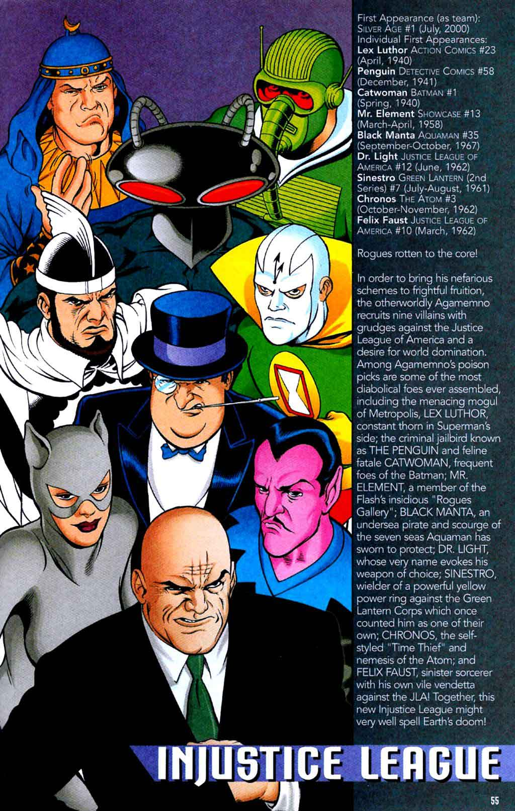 Injustice League by Scott Beatty, Kevin Maguire & Randy Elliott