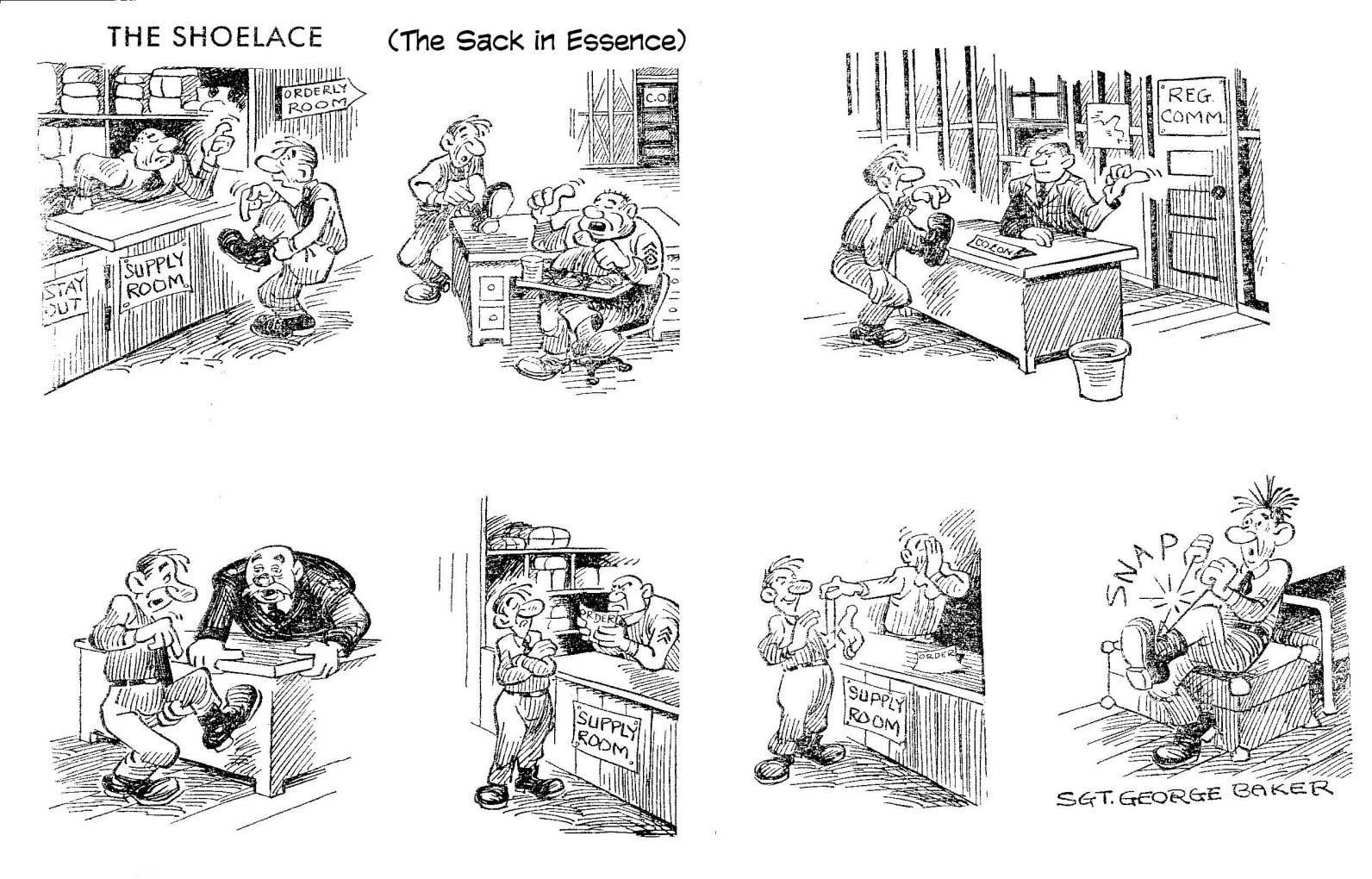 The Sad Sack by George Baker