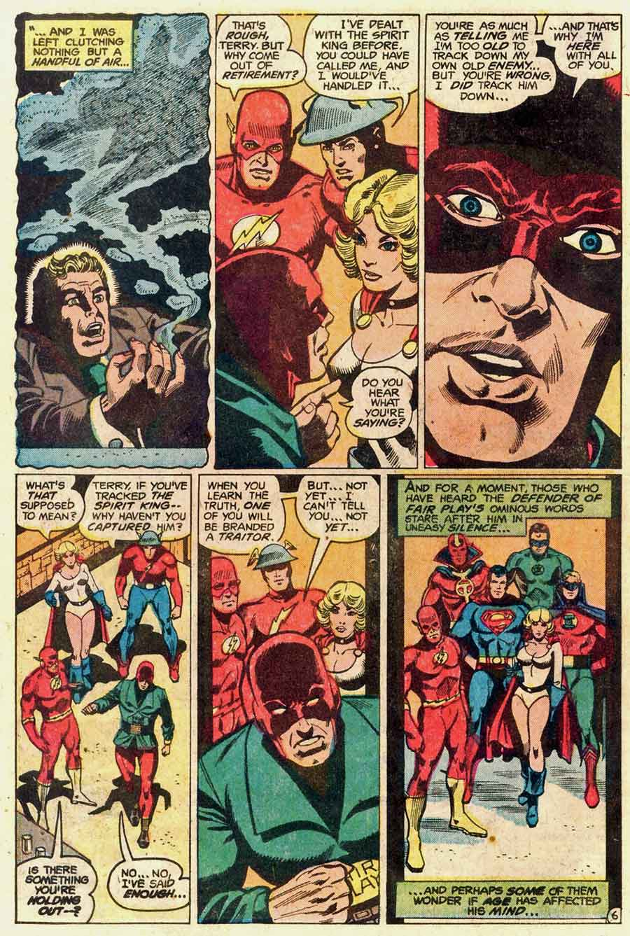 Justice League of America #171 by Gerry Conway, Dick Dillin, and Frank McLaughlin