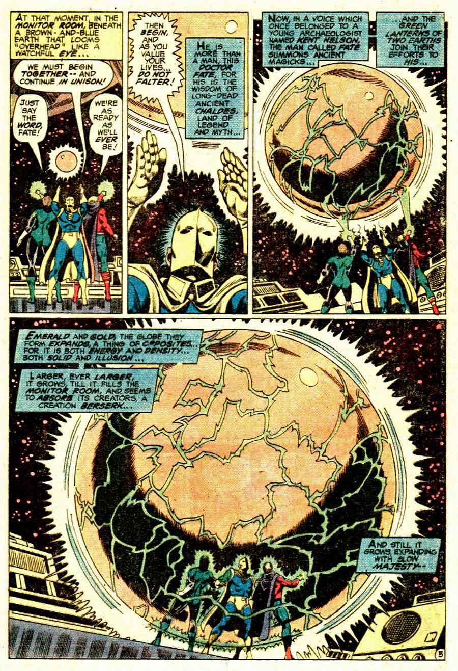 Justice League of America #172 by Gerry Conway, Dick Dillin, and Frank McLaughlin