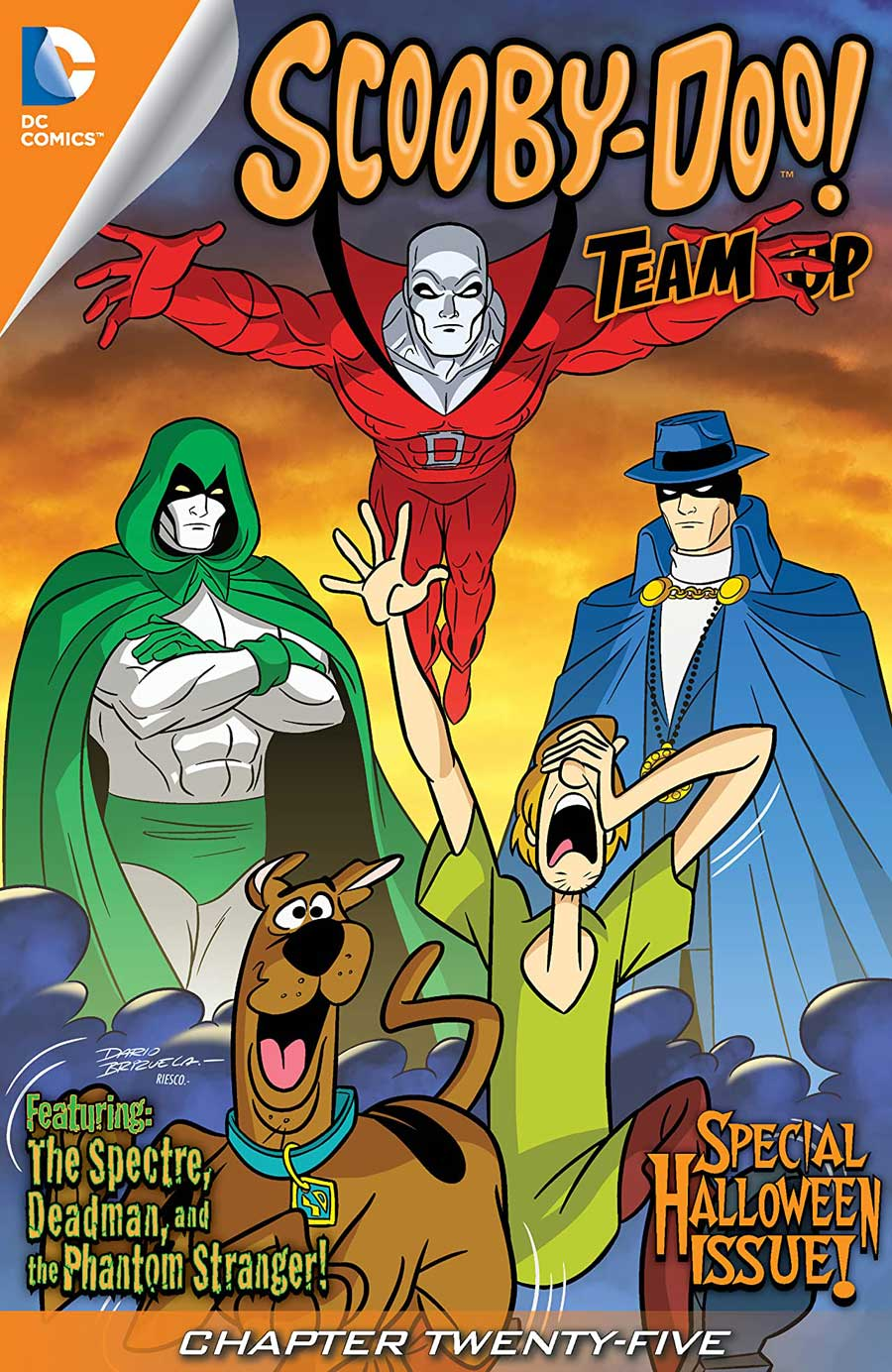 SCOOBY-DOO TEAM-UP #25-26 digitally -- #13 hardcopy