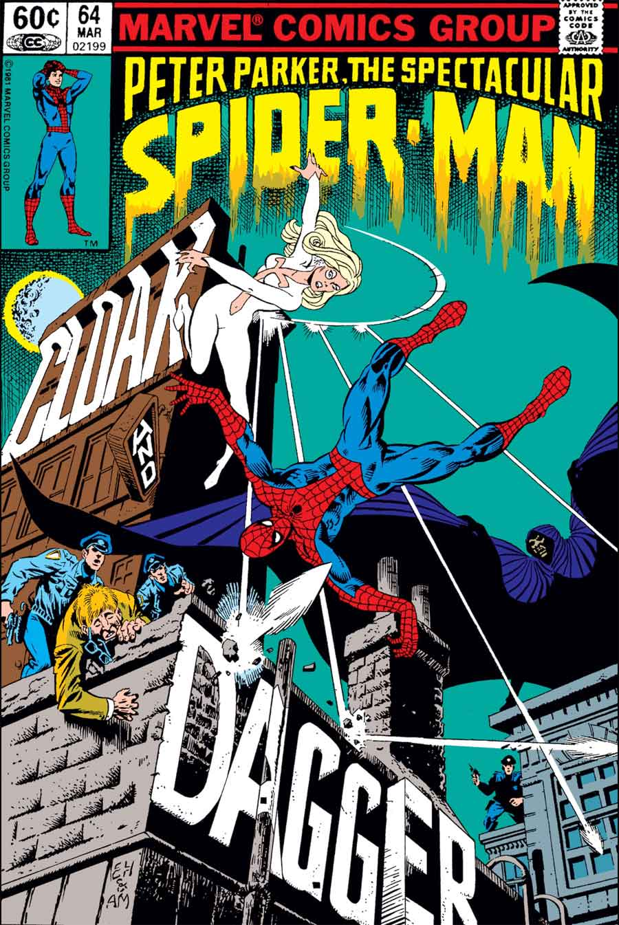 Peter Parker, the Spectacular Spider-Man #64 by Bill Mantlo and Ed Hannigan
