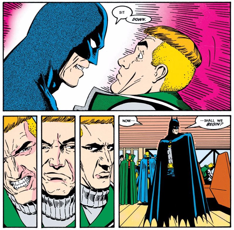 Justice League #1 by Keith Giffen, J.M. DeMatteis, Kevin Maguire and Terry Austin