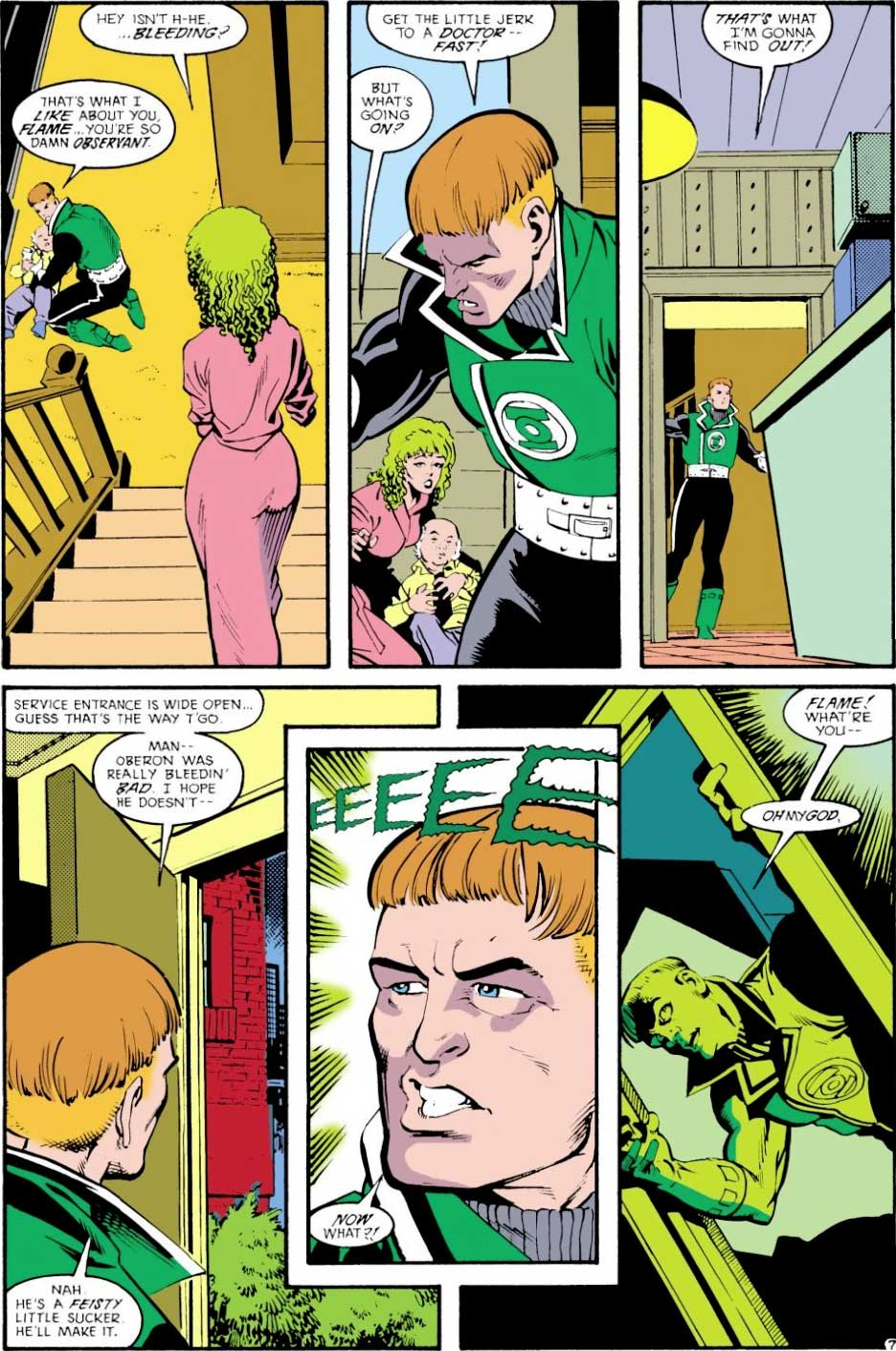 Justice League America #26 Keith Giffen, JM DeMatteis, Ty Templeton and Joe Rubinstein