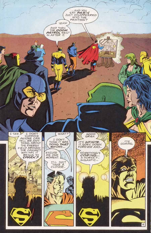 Doom Patrol #29 by Grant Morrison, Richard Case and John Nyberg