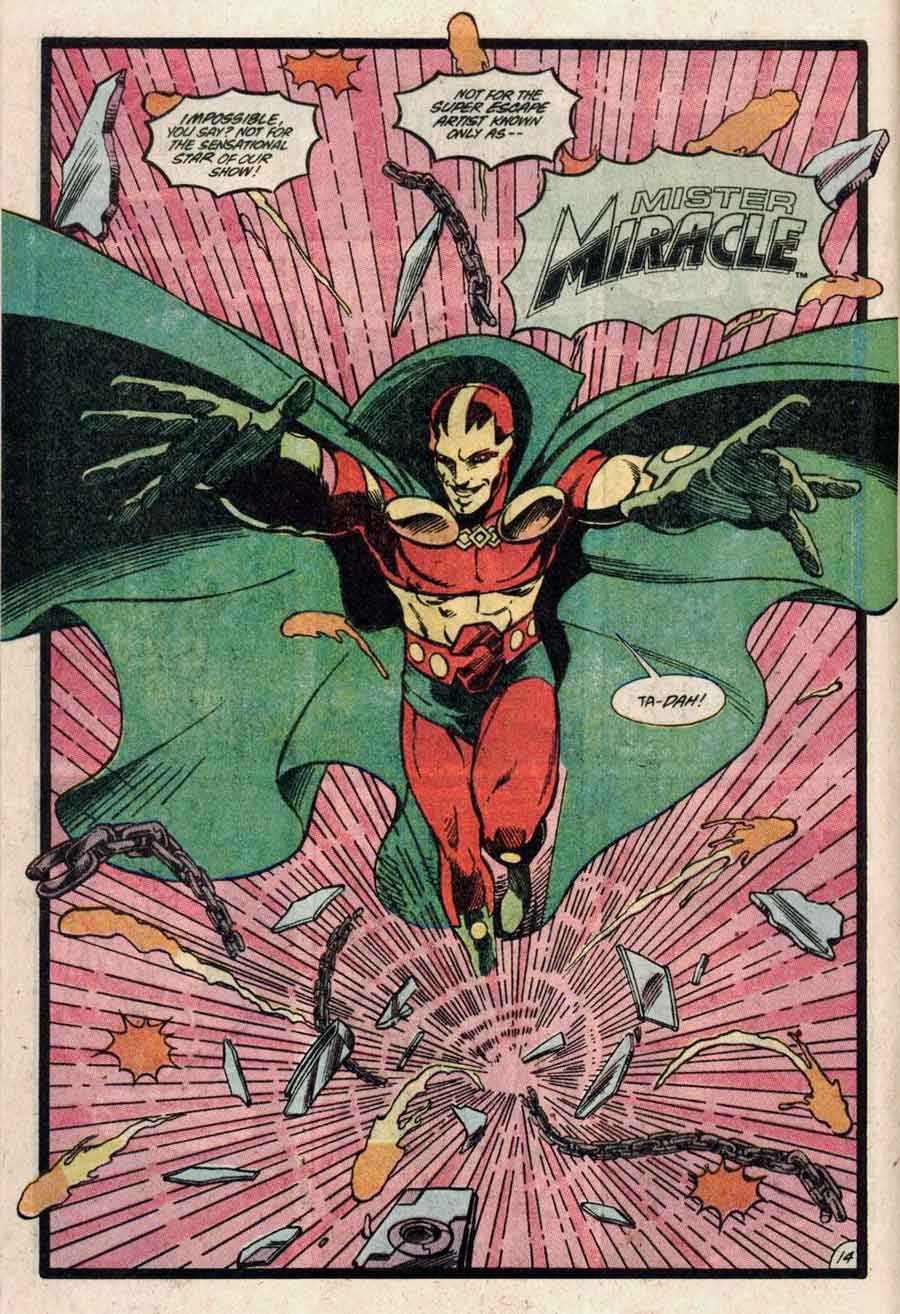 Justice League International Special #1 by Keith Giffen, Len Wein, Joe Phillips and Bruce D Patterson