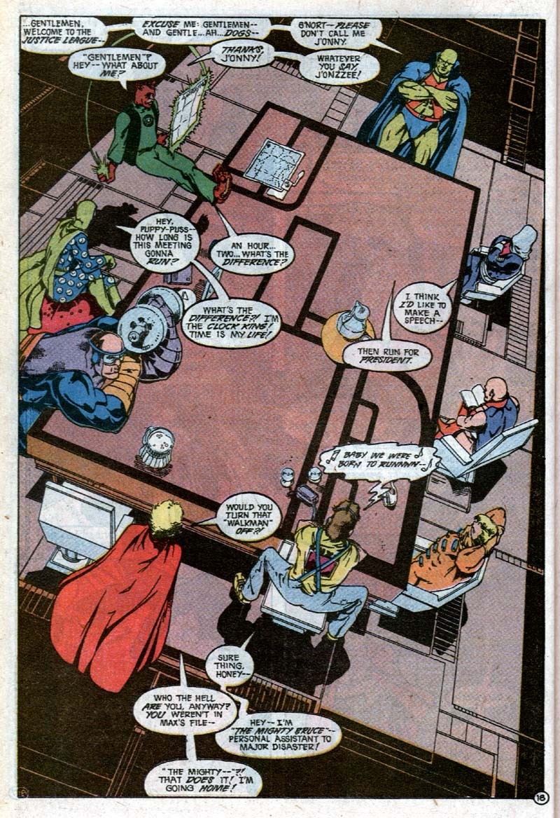Justice League America Annual #4 by Keith Giffen, J.M. DeMatteis, Mike McKone and Bob Smith