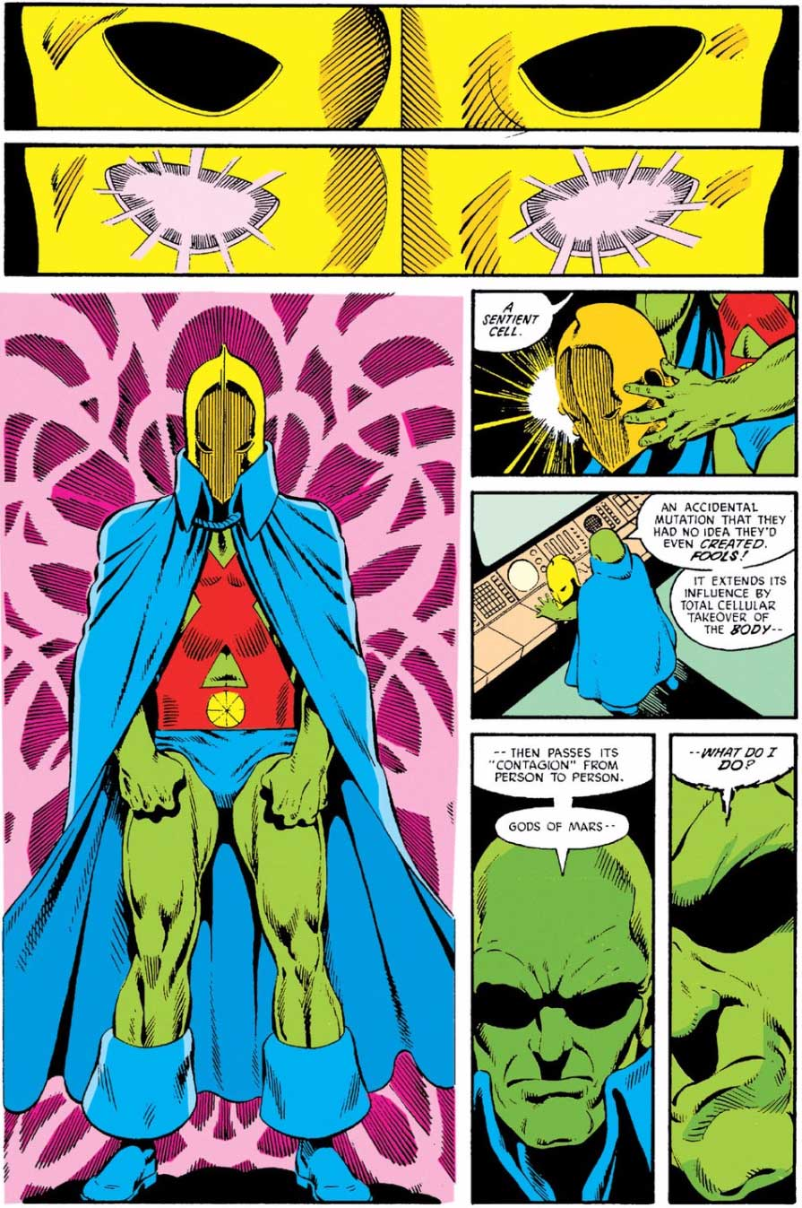 Justice League Annual #1 by Keith Giffen, JM DeMatteis, Bill Willingham and Bruce Patterson