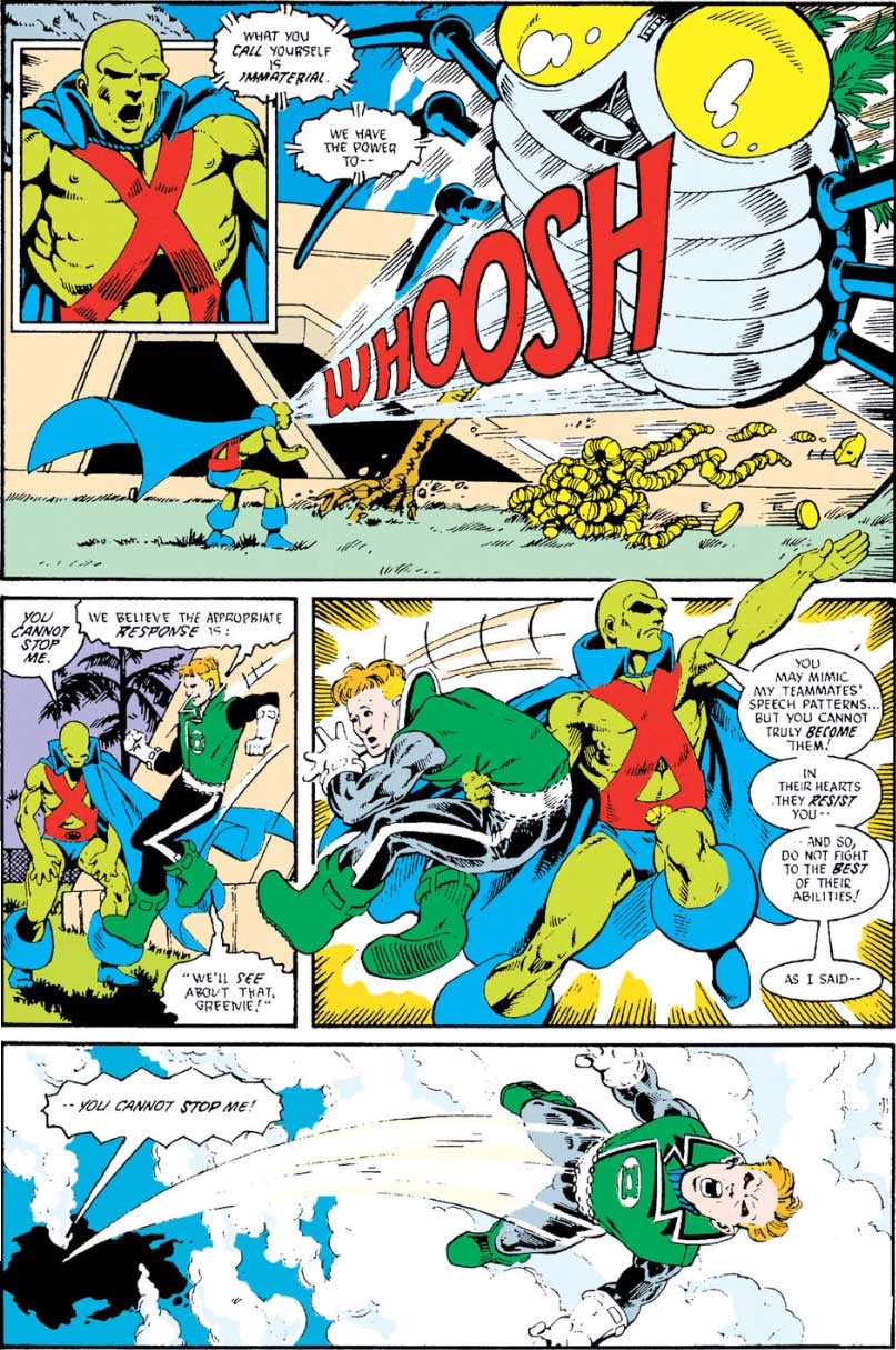 Justice League Annual #1 by Keith Giffen, JM DeMatteis, Bill Willingham and Dick Giordano