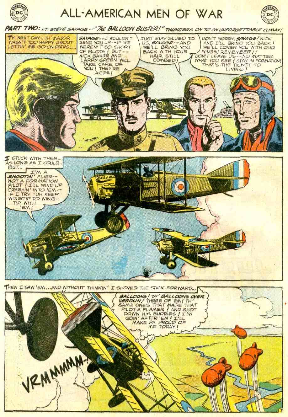 All-American Men of War #112 (Dec 1965) by Robert Kanigher and Russ Heath