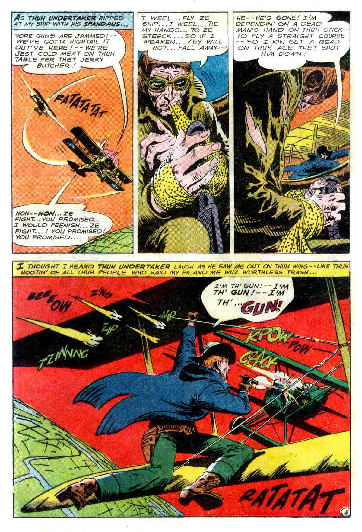 All-American Men of War #114 (Apr 1966) by Robert Kanigher and Joe Kubert