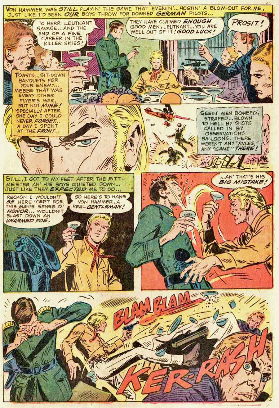 Star-Spangled War Stories #181-183 (1972) by Robert Kanigher and Frank Thorne
