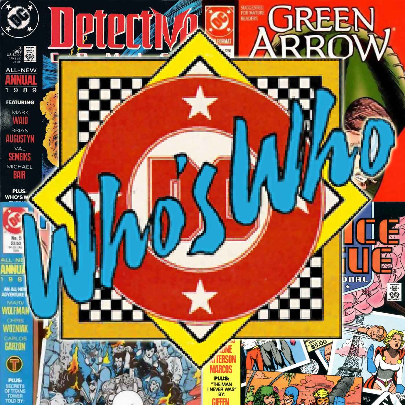 Who's Who 1989 Annuals