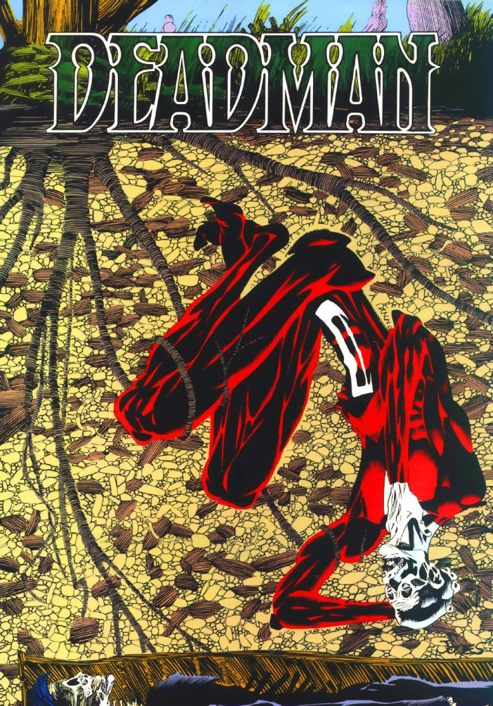 Who's Who in the DC Universe #3 - Deadman by Kelley Jones