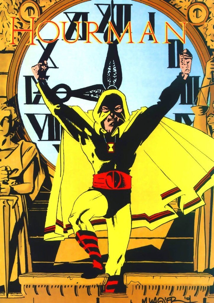 Hourman II by Matt Wagner