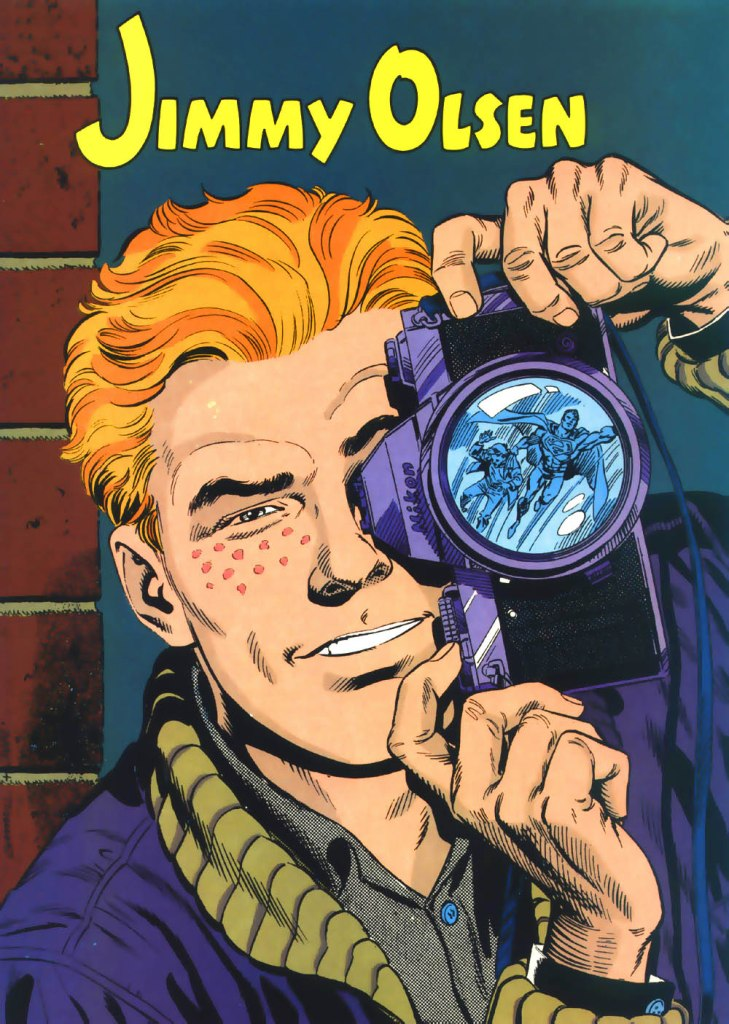 Jimmy Olsen by Kerry Gammill and Denis Janke