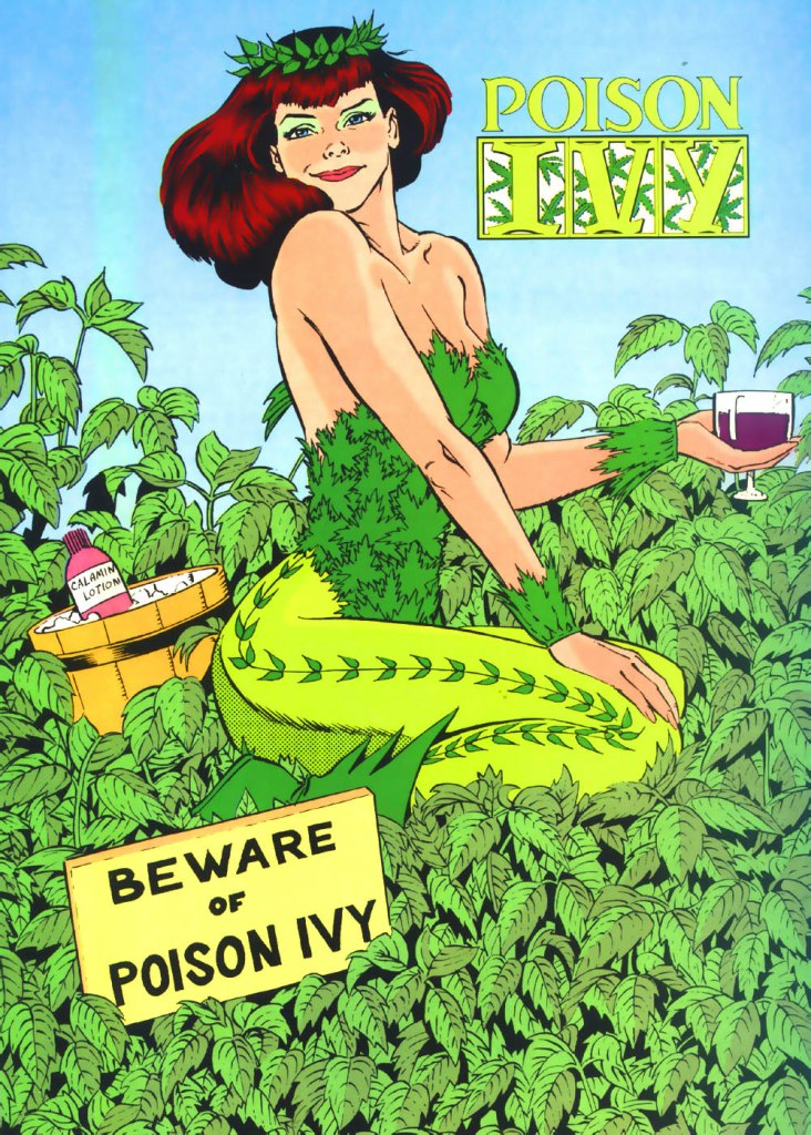 Poison Ivy by Kevin Maguire and Joe Rubinstein