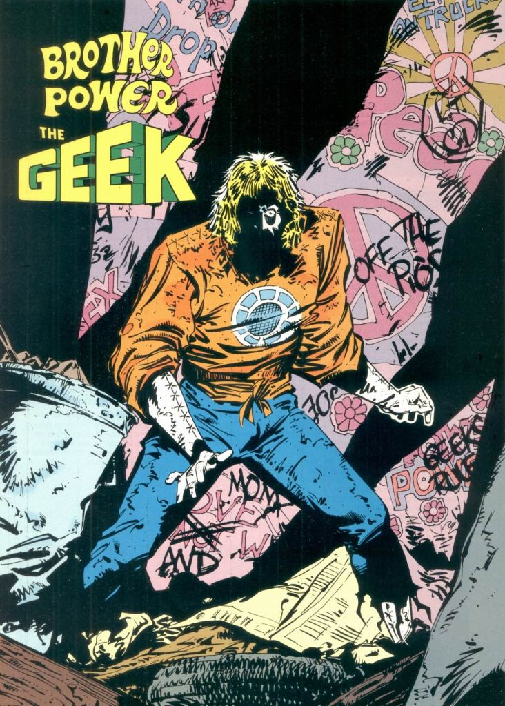 Brother Power the Geek by Keith Giffen and Malcolm Jones III
