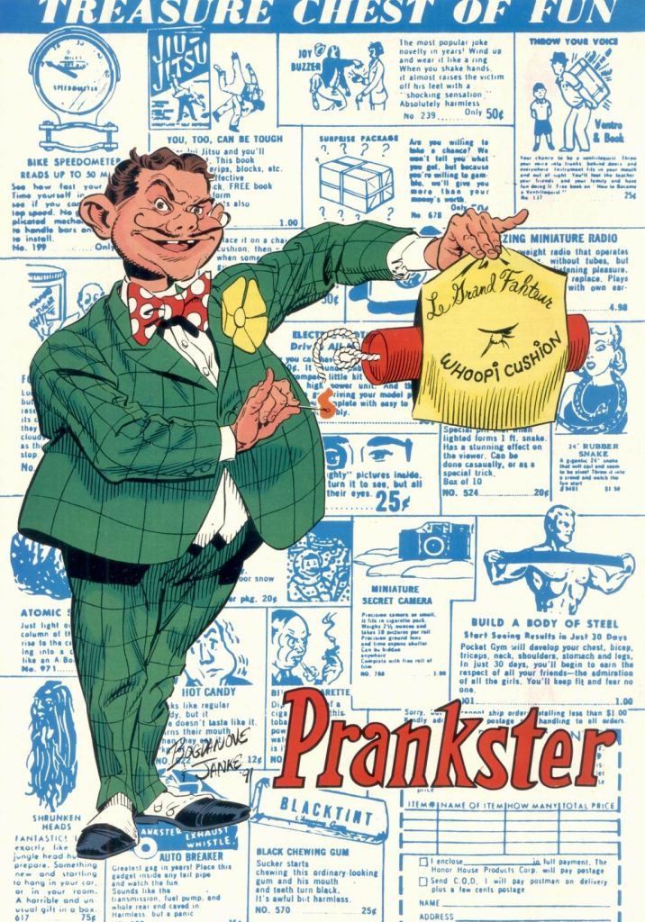 Who's Who in the DC Universe #11 - Prankster by Jon Bogdanove and Dennis Janke