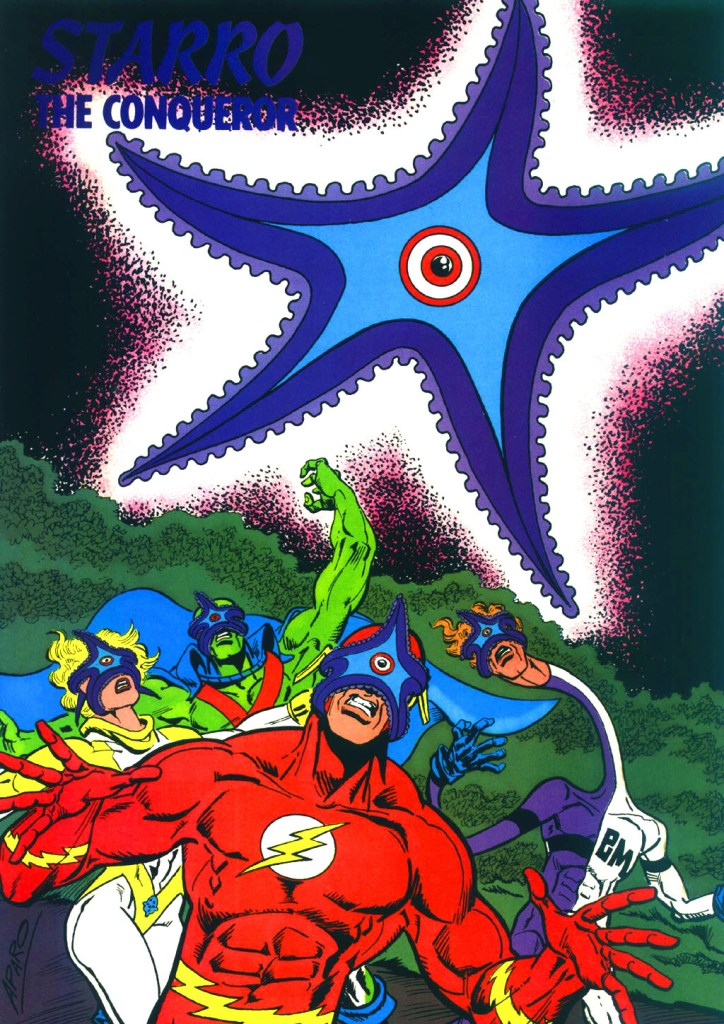 Who's Who in the DC Universe #13 - Starro the Conqueror by Jim Aparo
