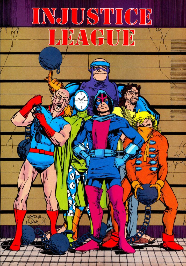 Who's Who in the DC Universe #14 - Injustice League by Mike McKone