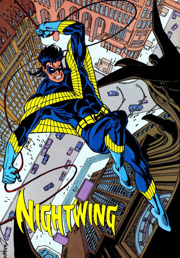 Who's Who in the DC Universe #14 - Nightwing by Jose Luis Garcia-Lopez (PBHN)