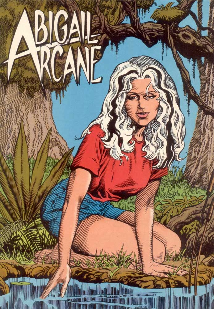 Who's Who in the DC Universe #15 - Abigail Arcane by Stan Woch