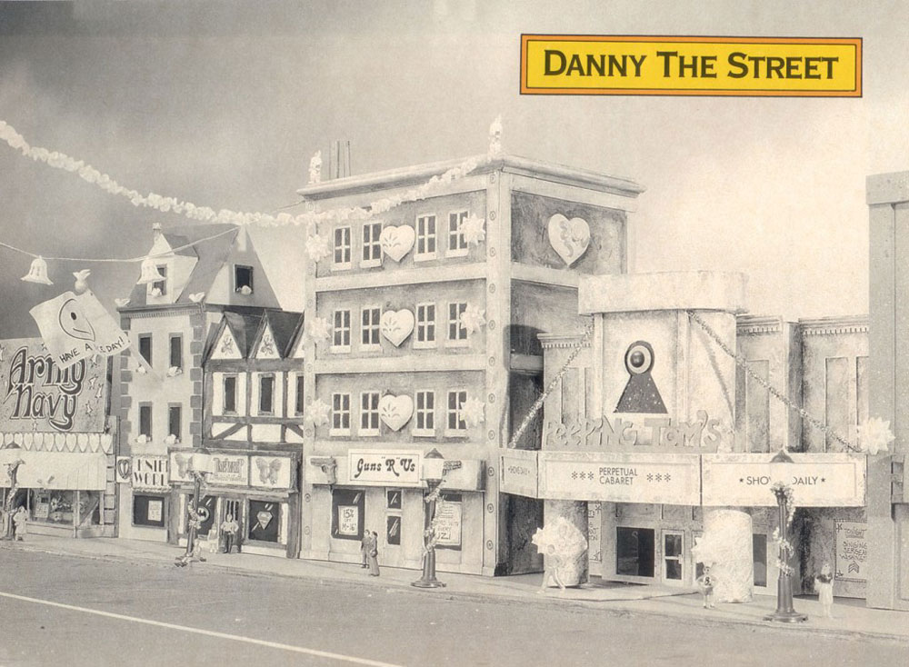 Who's Who in the DC Universe #15 - Danny the Street by Tom Taggert