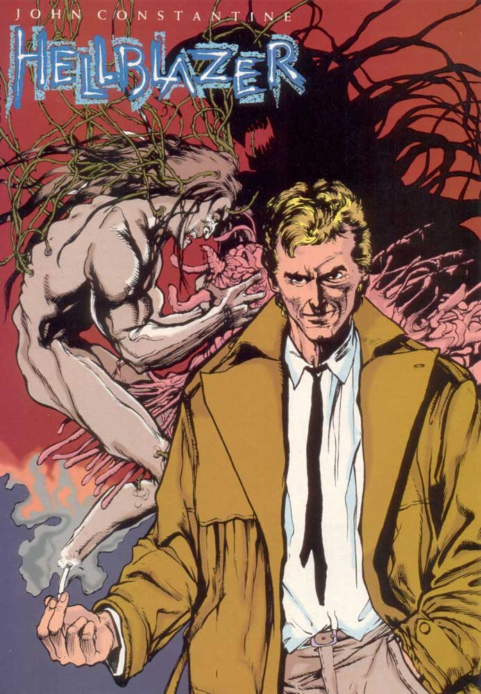Who's Who in the DC Universe #15 - John Constantine Hellblazer by Will Simpson