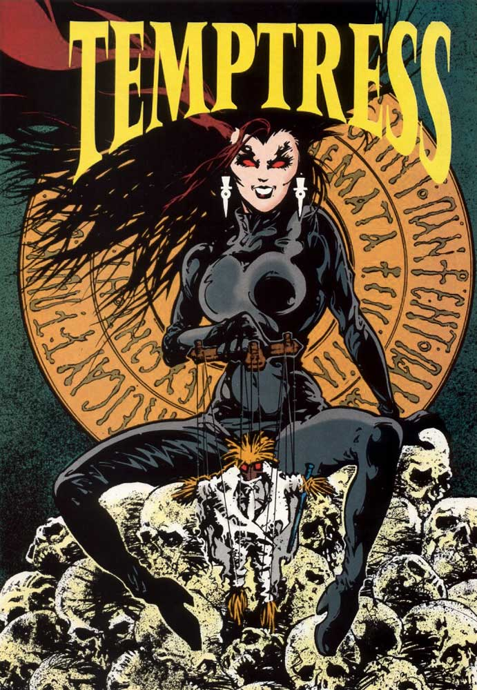 Who's Who in the DC Universe #15 - Temptress by John K Snyder III