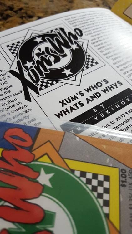 Xum Yukinori Who's Who